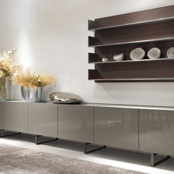 Square Sideboard - Long