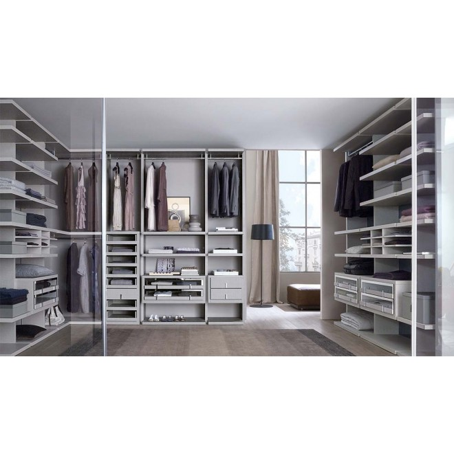 Millimetrica Walk In Wardrobe