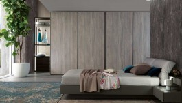 Tecno Wood Wardrobe