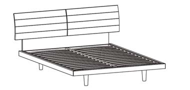 Giorgia Bed Options